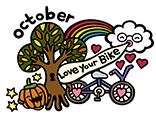 Love your bike and staysafe