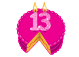 Happy 13th Birthday Shropshire Family Info!